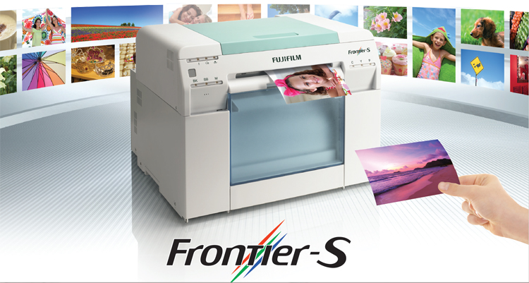 Fujifilm Frontier S Dx100 Fast Inkjet Photo Printer
