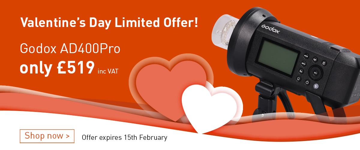 AD400PRO Valentines Day Offer