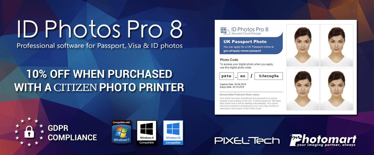 ID Photo Pro 8