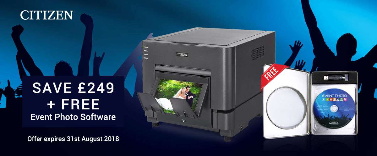 Buy OP900ii Get Free Event Software