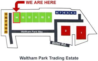 Waltham Park Trading Estate